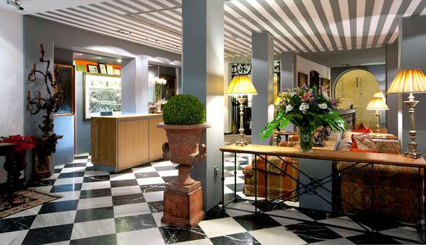 Hotel Dona Maria - N LOBBY