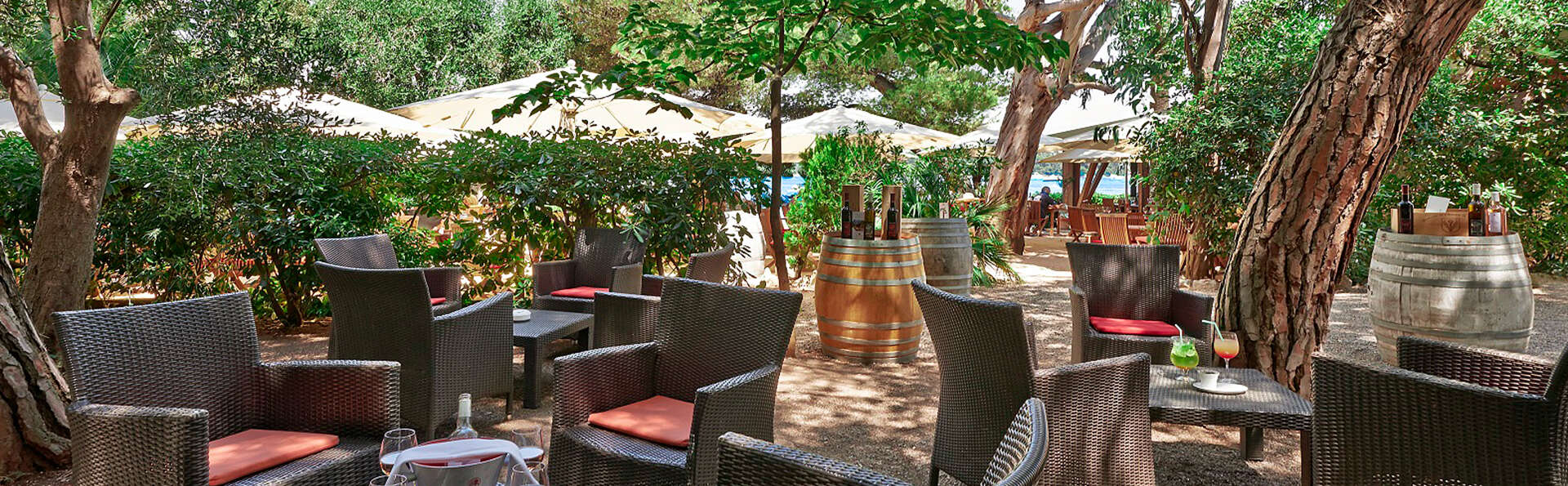 Week-end romantique à Cannes et déjeuner en terrasse sur les îles de Lérins