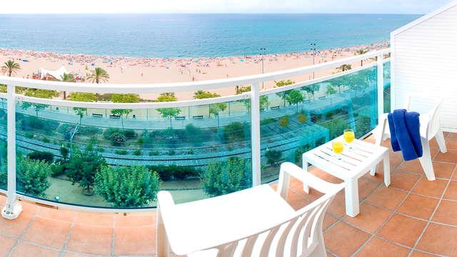 Escapada en la Costa del Maresme en alojamiento y desayuno