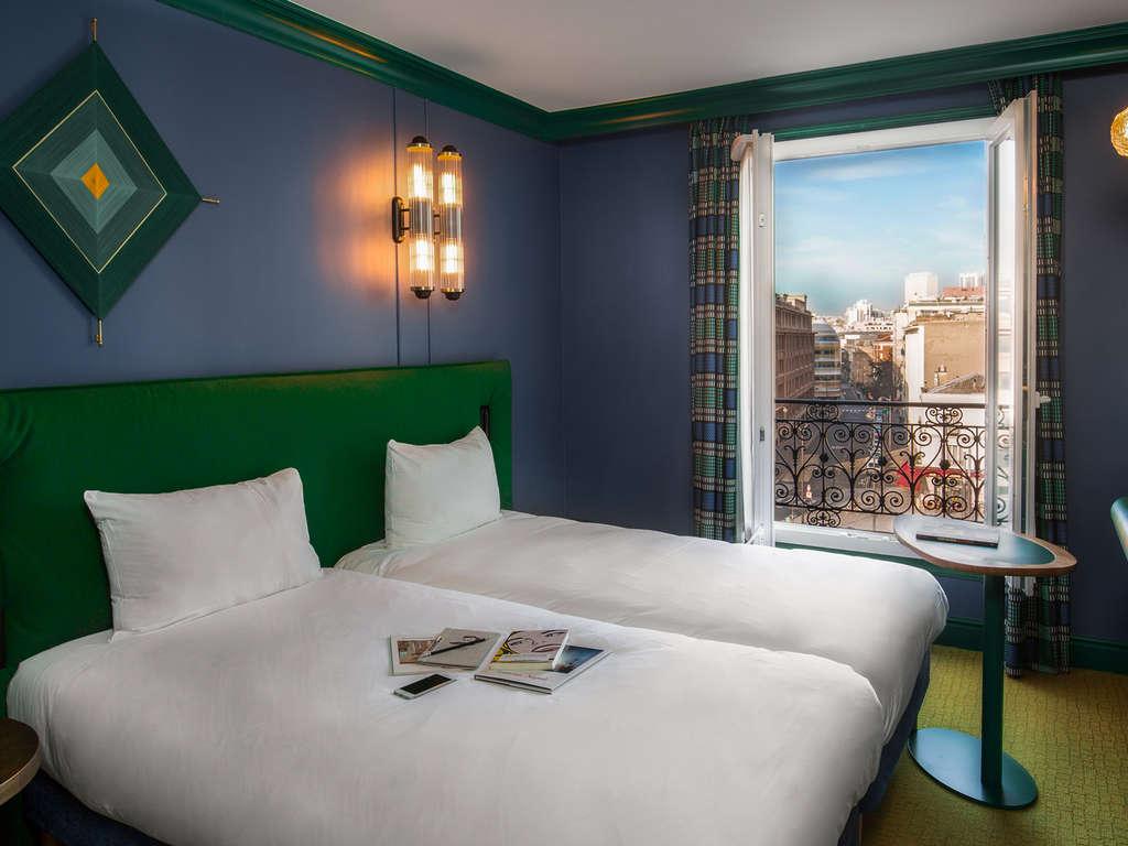 Séjour Ile-de-France - Séjournez dans un hôtel design à 10 minutes du bois de Vincennes avec petit-déjeuner inclus  - 3*