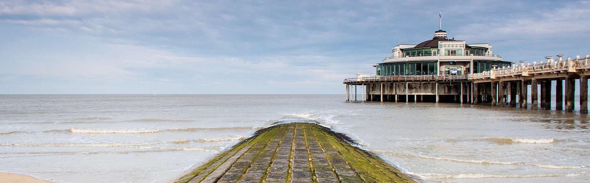 Découvrez la côte belge avec cava et plage à Blankenberge