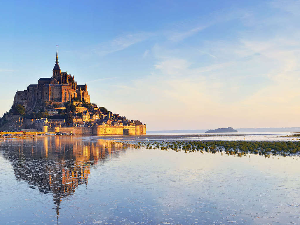 Culture et gourmandise au Mont-Saint-Michel 3* - 1