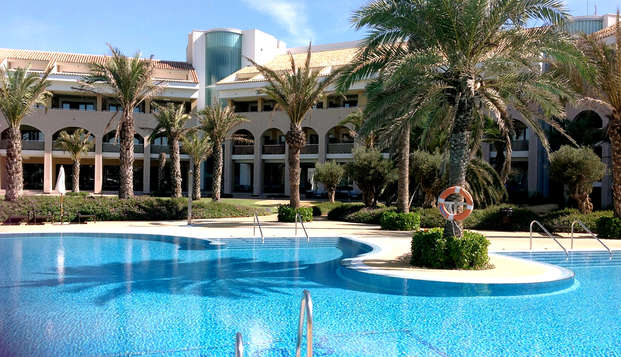 Escapada especial con cena y Spa en resort 5* de lujo en la Costa de Almería ¿te lo vas a perder?