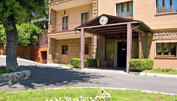 Offerta alle porte di Roma: in hotel nell'affascinante quartiere Appio Latino