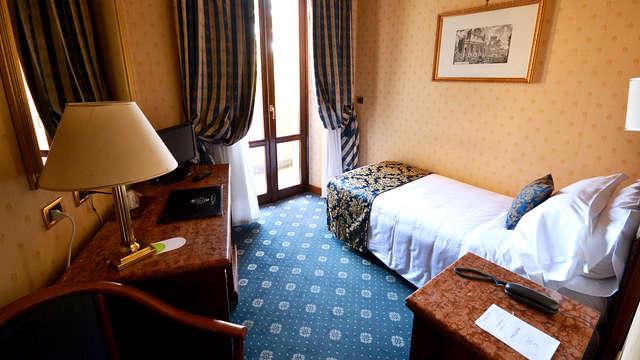 Rome in een driepersoonskamer, perfecte ligging dichtbij de Appia Antica, met gratis parking!