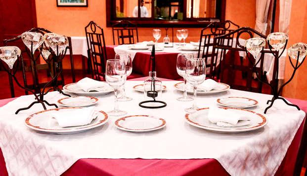 Gastronomía tradicional granadina en Riofrío