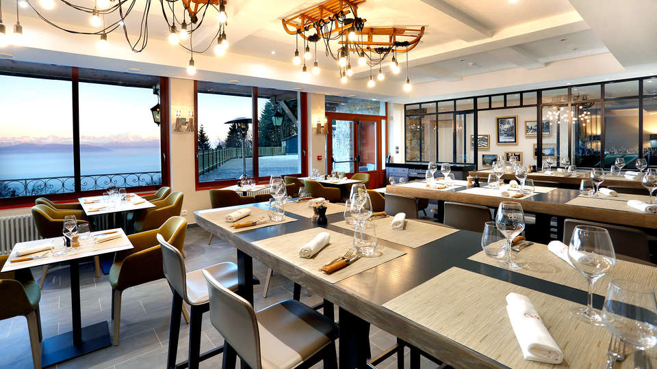 Hotel The Originals La Mainaz Restaurant & Resort (ex Relais du Silence) - EDIT_N2_RESTAURANT2.jpg