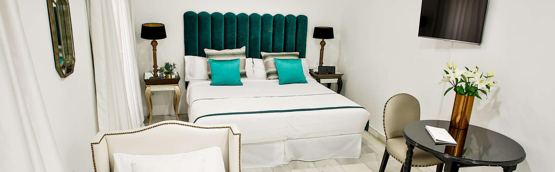 Elegancia y confort en un exclusivo apartamento en pleno corazón de Madrid