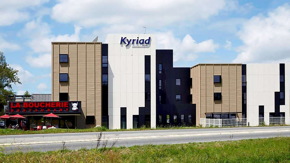 Kyriad Prestige Pau - Palais des Sports - Edit_Front2.jpg