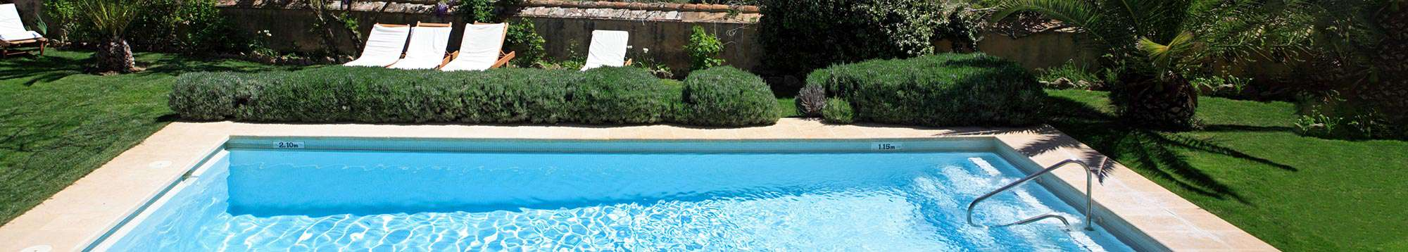 Week end e soggiorni in entroterra con piscina
