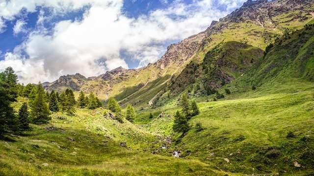 Vacanza nel verde nel cuore delle Dolomiti in camera economy