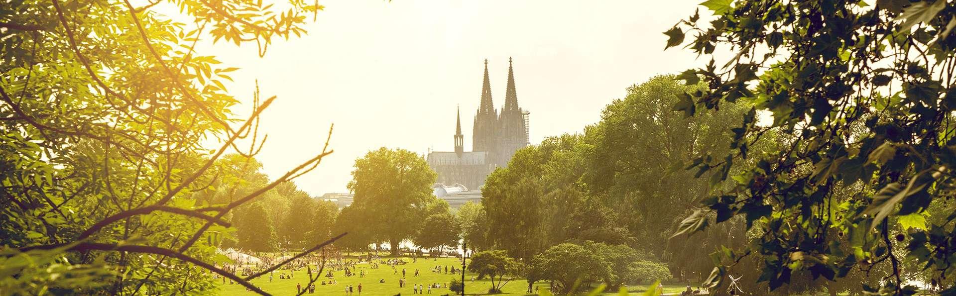 Parenthèse détente dans la belle Cologne