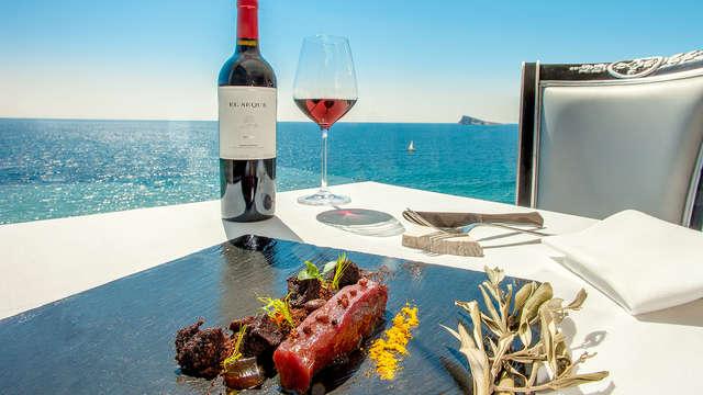 Nueva York en el Mediterráneo: ¡5* y pensión completa en Benidorm! (desde 3 noches)