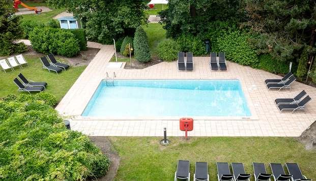 Green Park Hotel Brugge - NEW POOL
