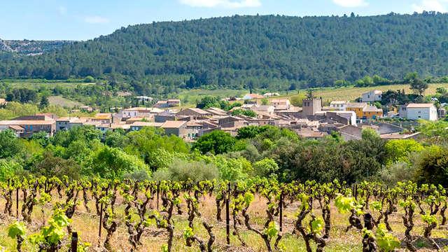 Dépaysement près de Narbonne