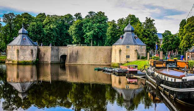 Mini-vacances dans la charmante ville d'Oosterhout (à partir de 2 nuits)