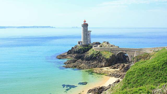 Calme absolu au cœur de Brest