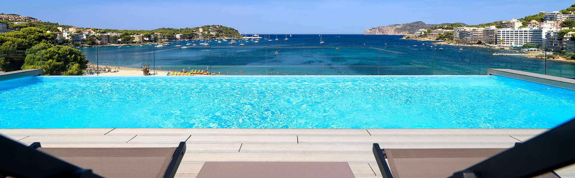 Escapada 4* en Santa Ponsa: desayuno, spa y vistas increíbles al mar