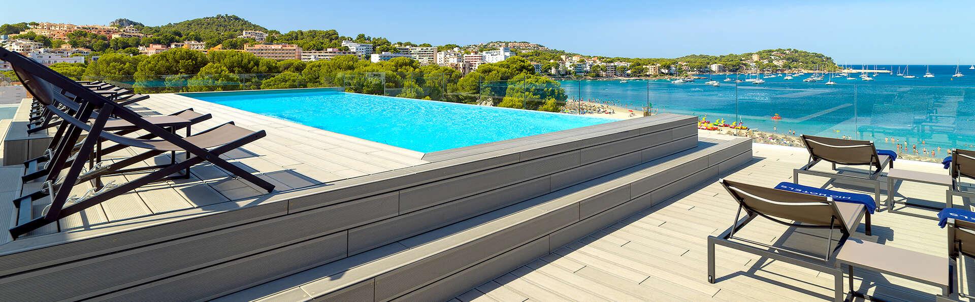 Descubre Mallorca con media pensión, spa y ferry Balearia desde Barcelona (9 días/7 noches)