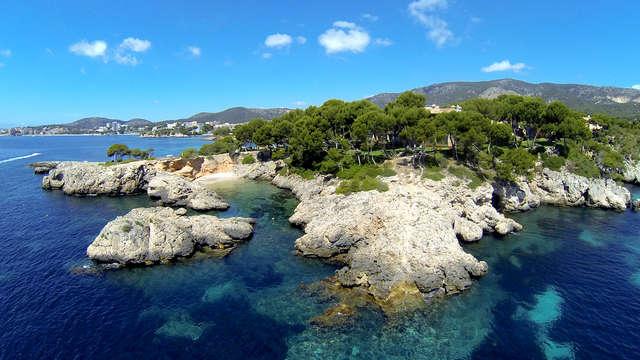 Escapada en Hotel Boutique 4* en la Costa d' en Blanes, sur de Mallorca
