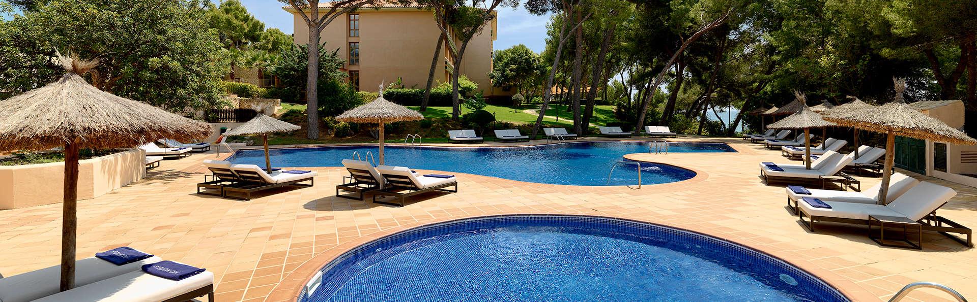 Relax, Sol, Media Pensión y Mar en un bonito 4* en la Costa d'en Blanes