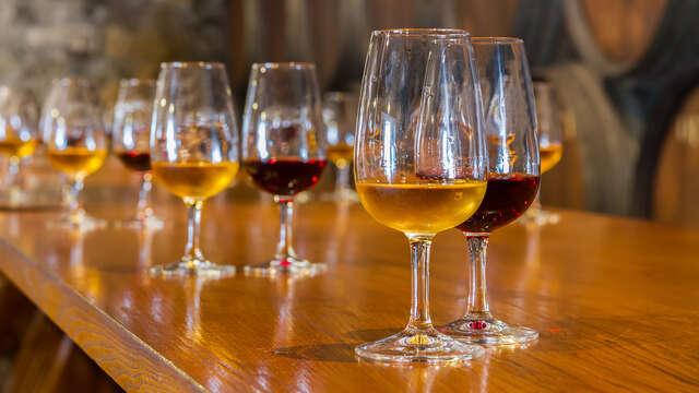 Escapada a Oporto con degustación de vinos típicos de la zona (no-reembolsable)