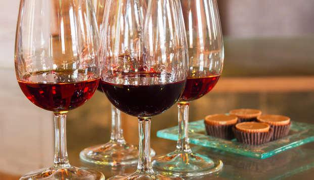 Escapada con degustación y visita de Quinta da Boeira y de vinos (no-reembolsable)