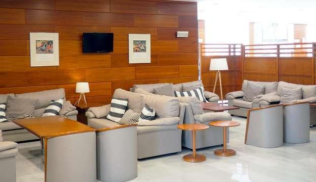 Hotel Alaquas - NEW LOUNGE