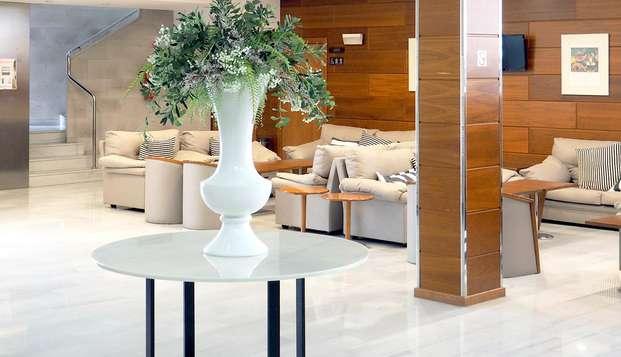 Hotel Alaquas - NEW LOBBY