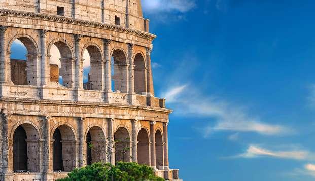 Colosseo e notte nei pressi dell'Appia Antica: immersione romana nella Capitale!