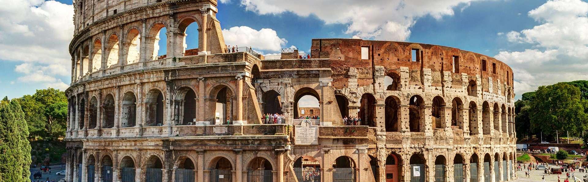 Colisée et nuit dans une villa romaine : séjour parfait dans la capitale !