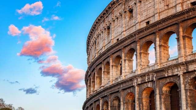 Colisée et séjour près de l'Appia Antica : immersion romaine dans la capitale !