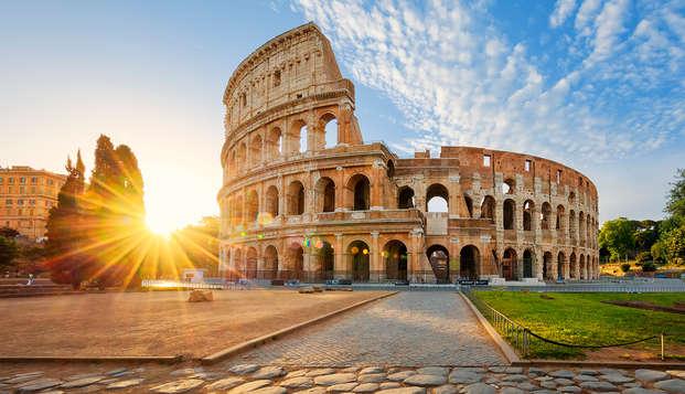 Séjour au centre de Rome avec entrée au Colisée incluse !