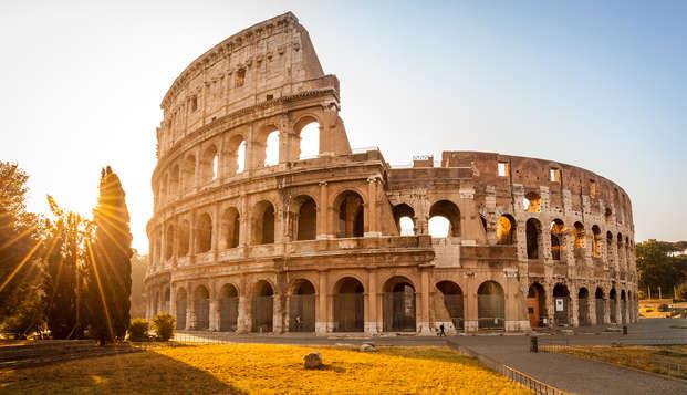 Offre à Rome + visite du Colisée : séjour au centre-ville avec les billets d'entrée à l'amphithéâtre inclus !