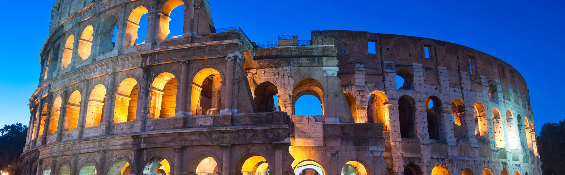 Séjournez dans un élégant hôtel 4 étoiles supérieur avec visite au Colisée