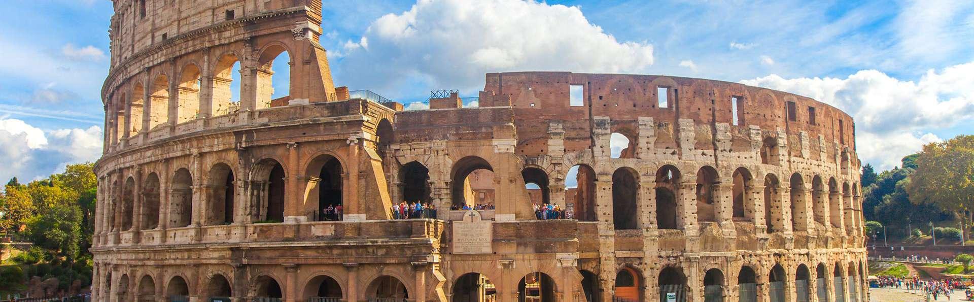 Week-end à la découverte de Rome avec une visite au Colisée