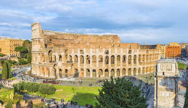 Découvrez le Colisée, le Forum romain et le Mont Palatin (à partir de 2 nuits)