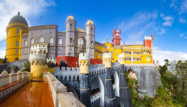 Escapada con un tour guiado por Sintra en un hotel de Lisboa (no-reembolsable)