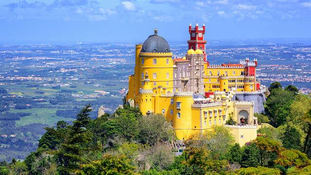 1 tour por Sintra con visita al Palacio Nacional da Pena para 2 adultos