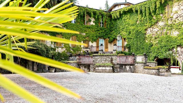 Tranquillità e natura tra Bergamo e il lago d'Iseo