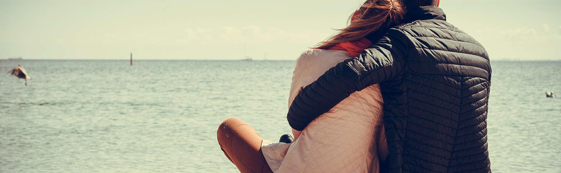 Romanticismo y relax en la costa de Scheveningen