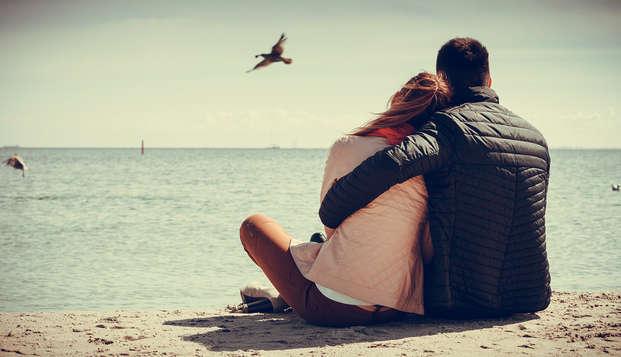 Séjour relaxant et romantique sur la plage de Scheveningen