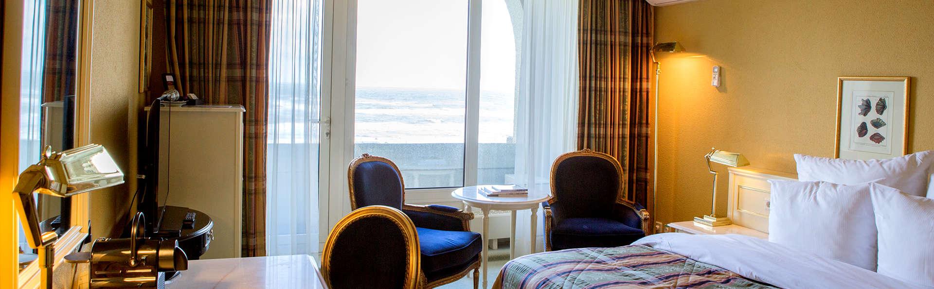 Séjour de luxe avec vue sur la mer à Noordwijk