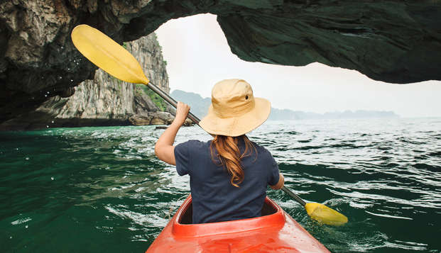 Escapada con excursión en Kayak cerca de Lagos
