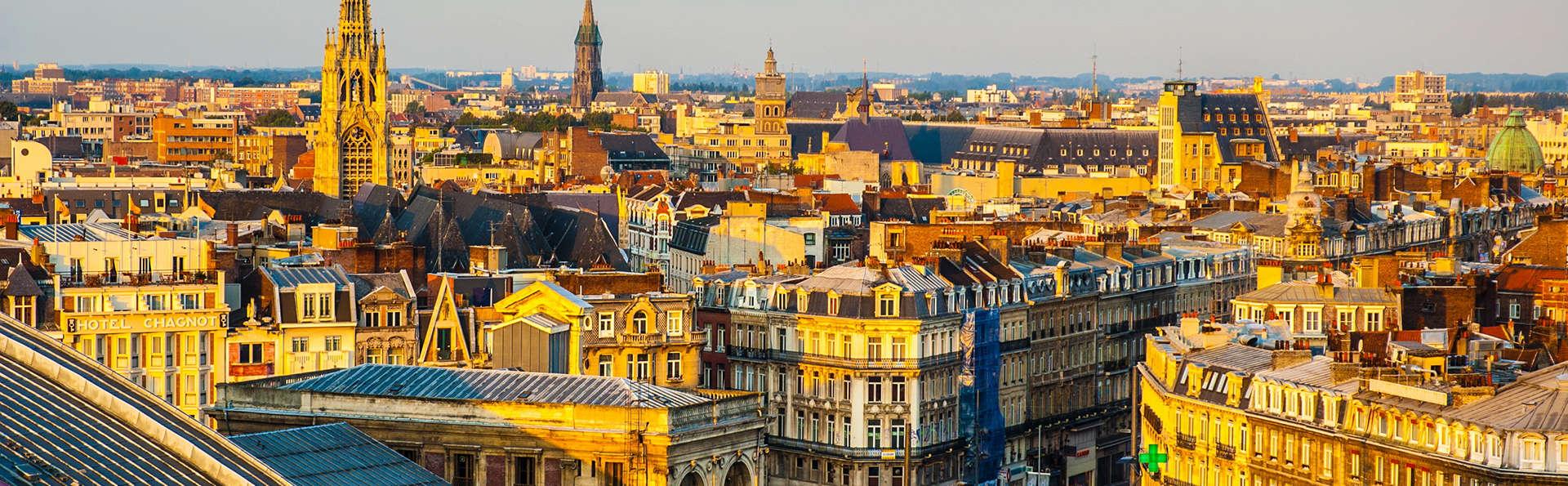 Séjour aux portes de Paris
