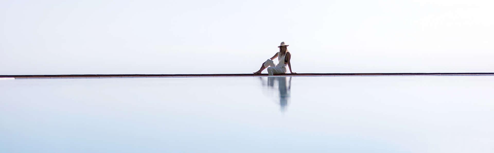 Geniet aan de Costa Brava in een hotel met spa en uitzicht op de Middellandse Zee