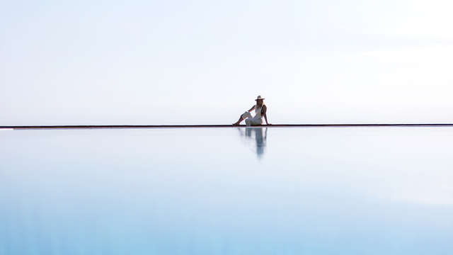 Découvrez la nature de la Costa Brava dans un hôtel avec vue sur la méditerranée et accès au Spa