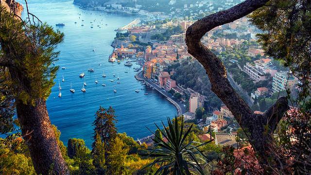 Escapade à Nice au bord de la méditerranée