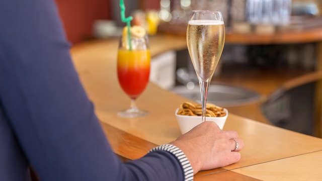 Geniet van een zeebries met cocktail in Duinkerke
