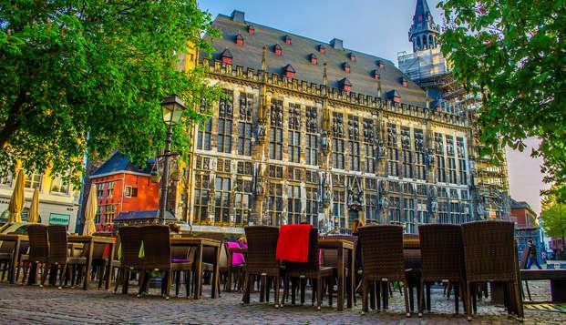 Découvrez le centre historique d'Aix-la-Chapelle